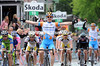 TYLER FARRAR WINS STAGE TWO OF THE GIRO D'ITALIA