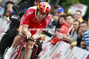 TYLER FARRAR IN THE PROLOGUE OF THE ENECO TOUR