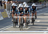 TYLER FARRAR LEADS THE GARMIN-CERVELO TTT IN THE 2011 TIRRENO-ADRIATICO