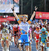 TYLER FARRAR WINS STAGE TWENTY ONE OF THE 2010 TOUR OF SPAIN