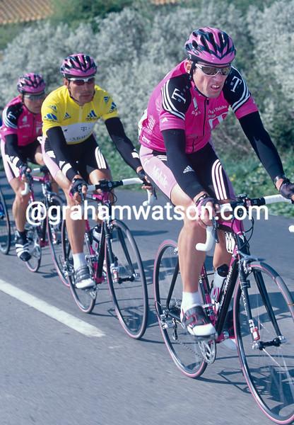 Udo Bolts in the 2000 Semana Catalana