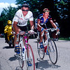 Udo Bolts and Jean-Cyril Robin in the 1997 Dauphine-Libere
