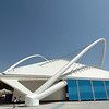 The velodrome for the 2004 Olympic Games in Athens.