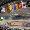 THE VELODROME AT THE 2008 OLYMPIC GAMES