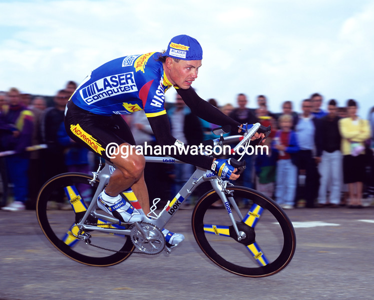 Viatcheslav Ekimov in the 1993 Tour de France
