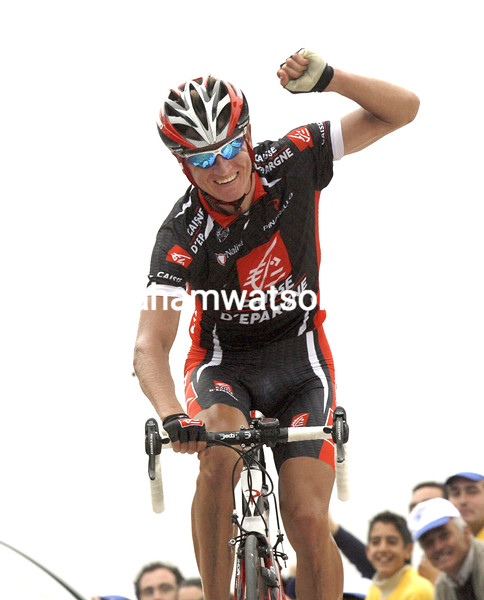 VLADIMIR EFIMKIN WINS STAGE FOUR OF THE 2007 TOUR OF SPAIN
