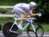 BRADLEY WIGGINS ON STAGE THREE OF THE 2011 DAUPHINE-LIBERE