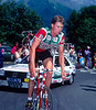 Sean Yates in the 1990 Tour de France