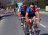 Sean Yates in the 1991 Paris-Nice