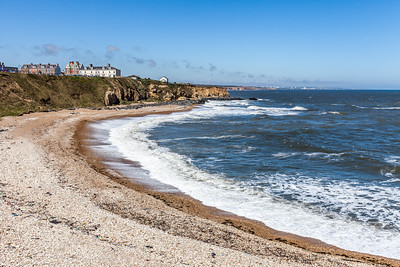 Seaham's Red Acre Beach