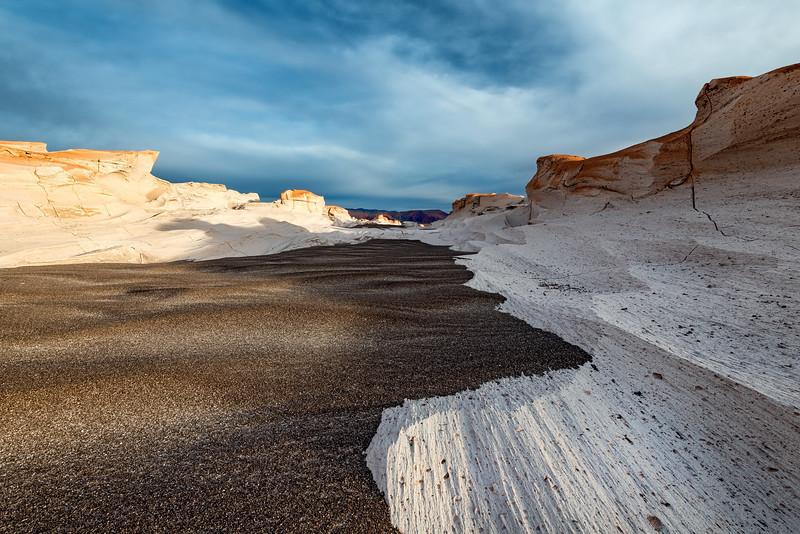 Atacama Pumice Stone Field #4
