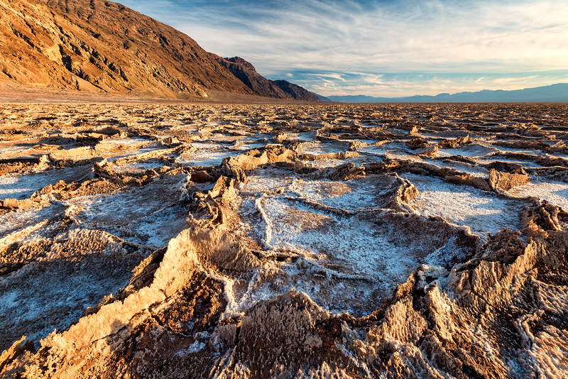 Badwater in Death Valley #2