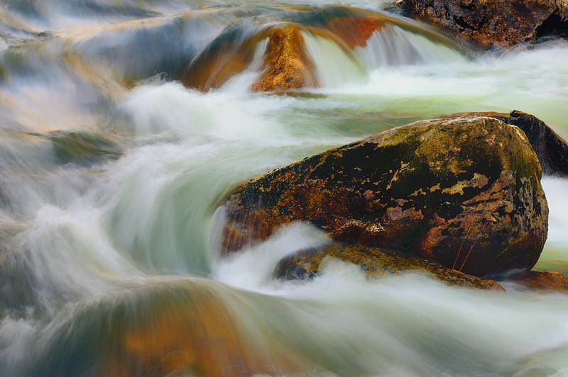 Merced River Rapids #2