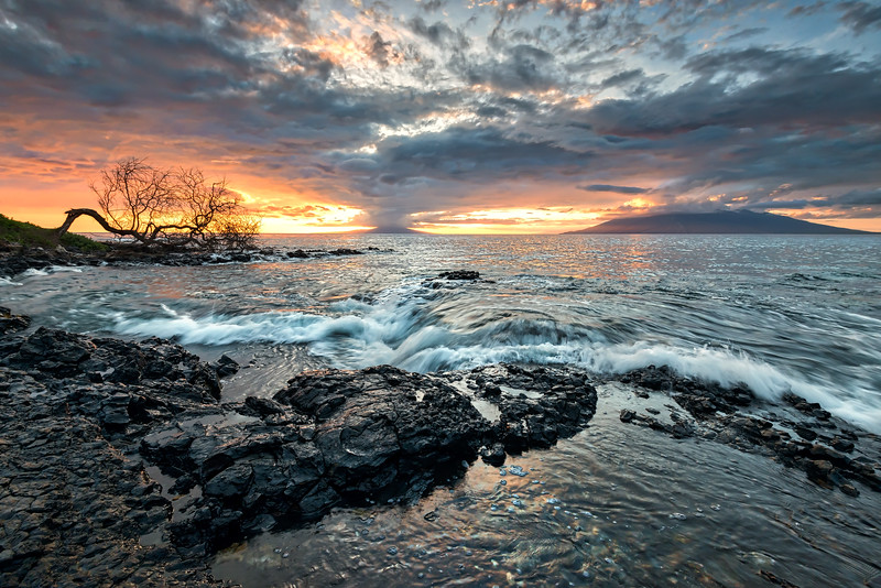 Maui Sunset at Makena