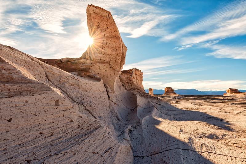 Atacama Pumice Stone Field #1