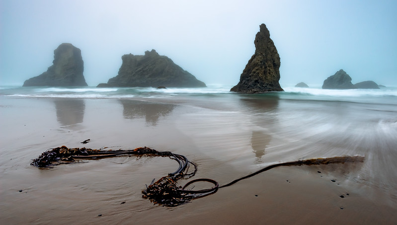 Oregon Coast - Bandon's Facerock Beach #2