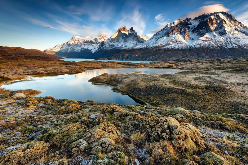 Chile's Torres del Paine #1