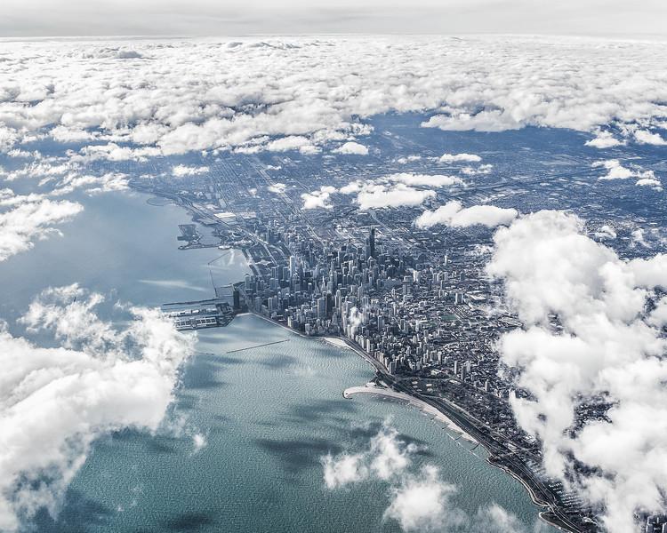 CHICAGO EMERGES