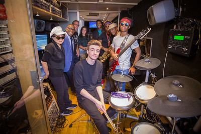 2016_09_21, Kaufman Studios, Yoko Ono, Al Roker, Brian Rothchild