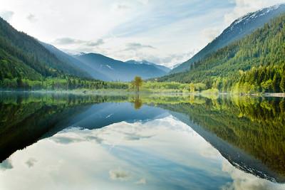 Lake reflections - $50