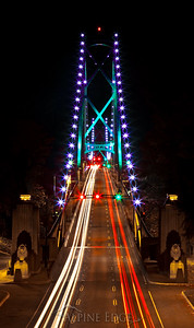 Lions Gate Bridge - $100
