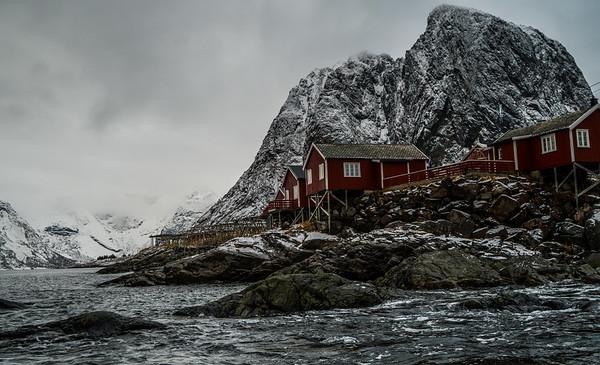 "The ""Lofoten Island Shot"""