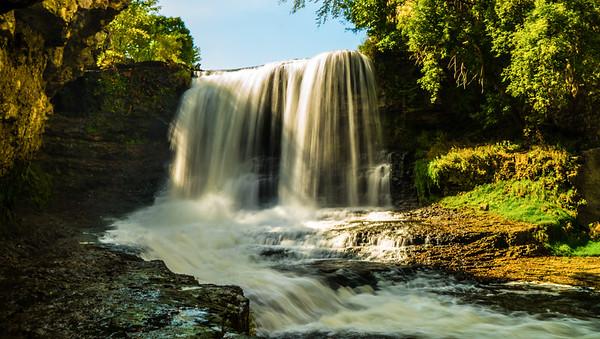 Hunting Waterfalls