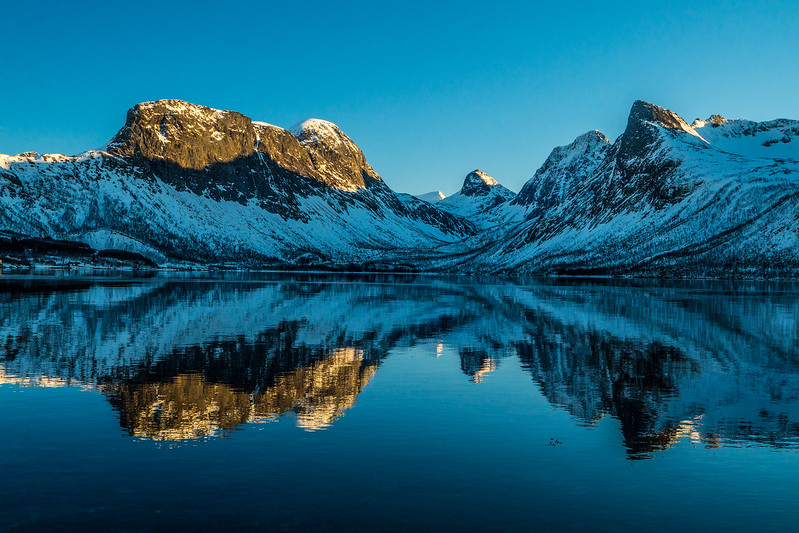 Reflecting on Norway's Beauty