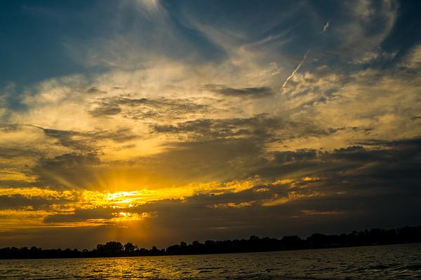Ol Minnesota Sunsets