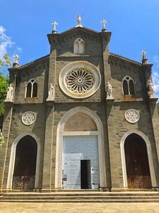 Church of San Giovanni Battista of Riomaggiore