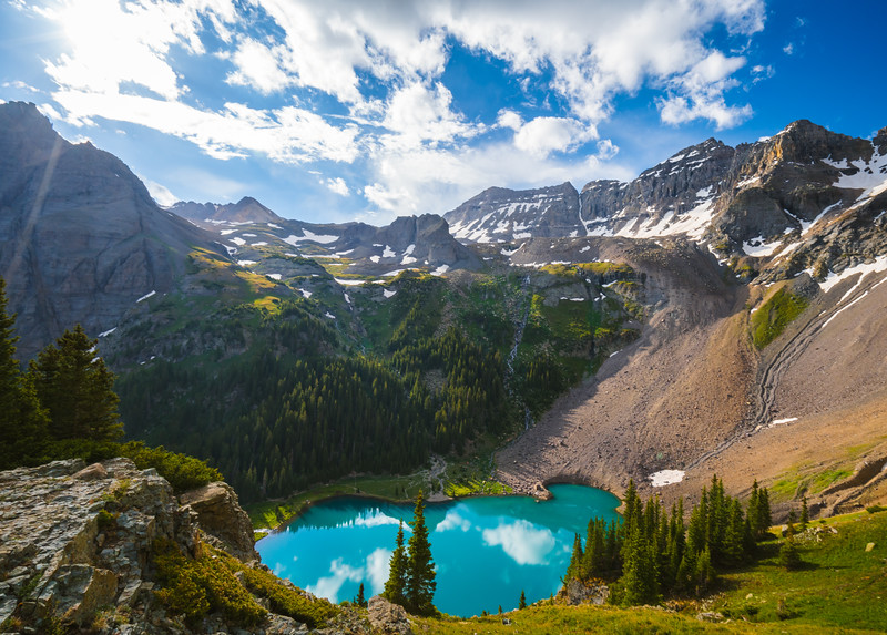 Frankieboy Photography - Blue Lakes Lake #1