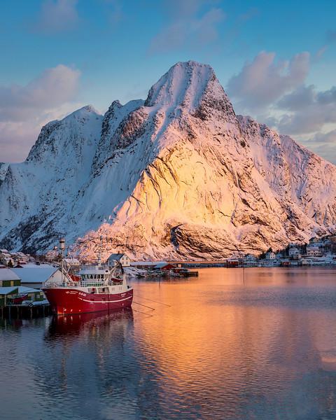 Lofoten Islands, Norway (Feb. 2020)