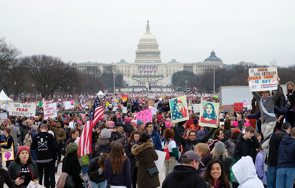 The 2017 Women's March