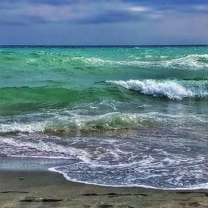 The Tyrrhenian Sea