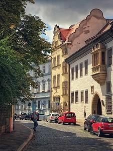 Streets of Erfurt