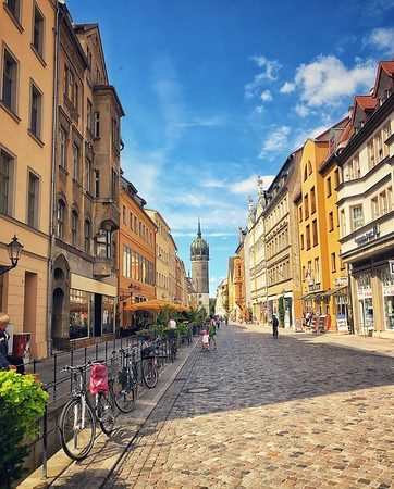 Streets of Wittenberg