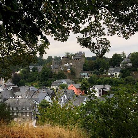 Overlooking Monschau