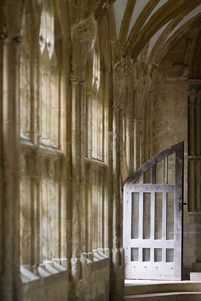 Wells Cathedral door
