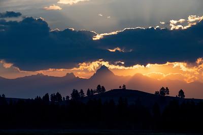 Fisher Sunrise