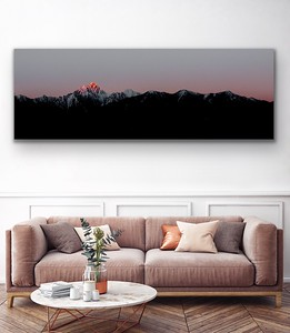 'Last light' Canvas Wrap or Float Mount Metal Print