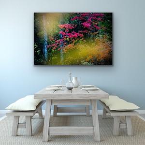 'Autumn Palette' Canvas Wrap