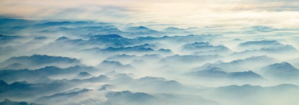'Sea of Mountains'