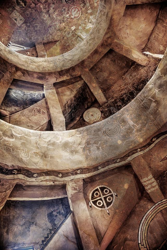 Anasazi Temple