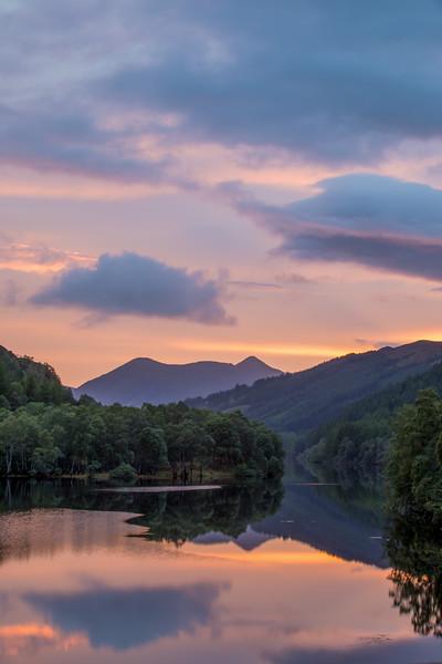 Loch Meig, Scottish Highlands