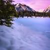Winter's Sojourn Gold Creek Pond