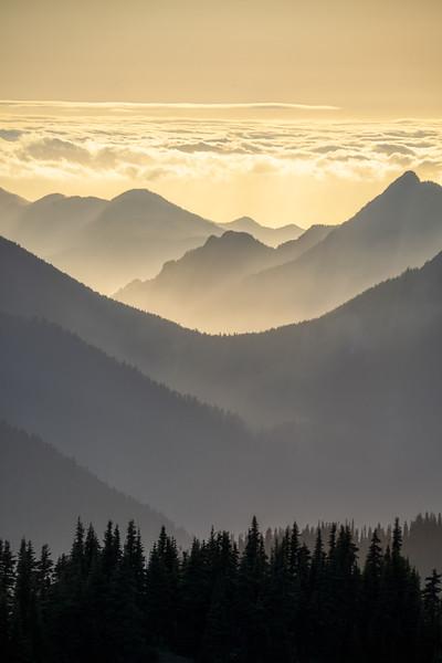 Mountain Light Full Immersion