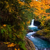 Autumn at Spirit Falls