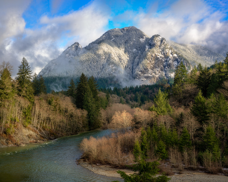 Middle Fork at River's Bend