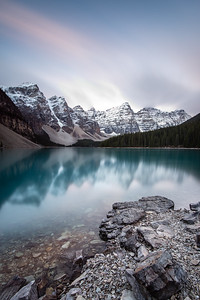 Moraine Lake Mornings