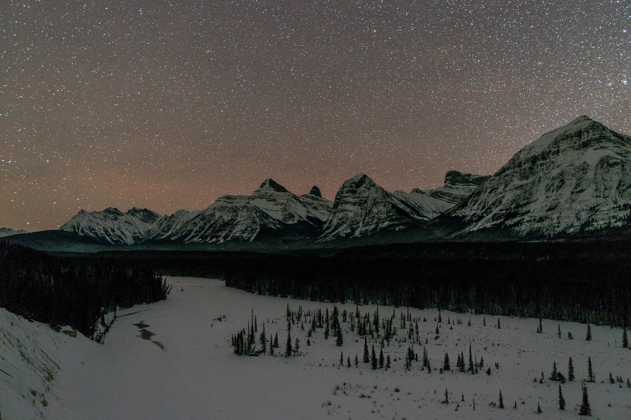 Goats, Glaciers, and a Million Stars